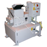 JBF 38-50HD Hard Drive Mobile Disintegrator Shredder