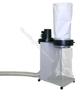 Packer Cushion Pack Dust Reduction Unit - for Single Phase Models