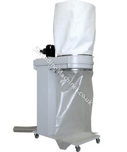Packer Cushion Pack Dust Reduction Unit - for Three Phase Models