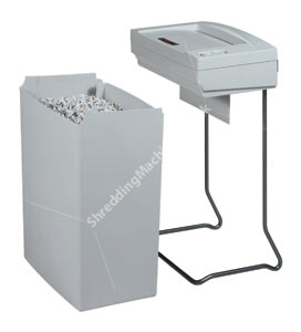 Intimus 155 SC + 155 CC Shredder
