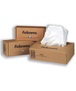 Fellowes Waste Sacks For Automax 500C + 300C