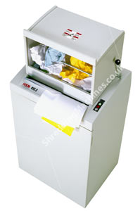HSM 412.2 Professional Shredder
