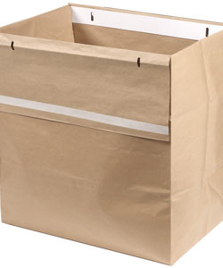 Rexel 115 Litre Recyclable Waste Sacks