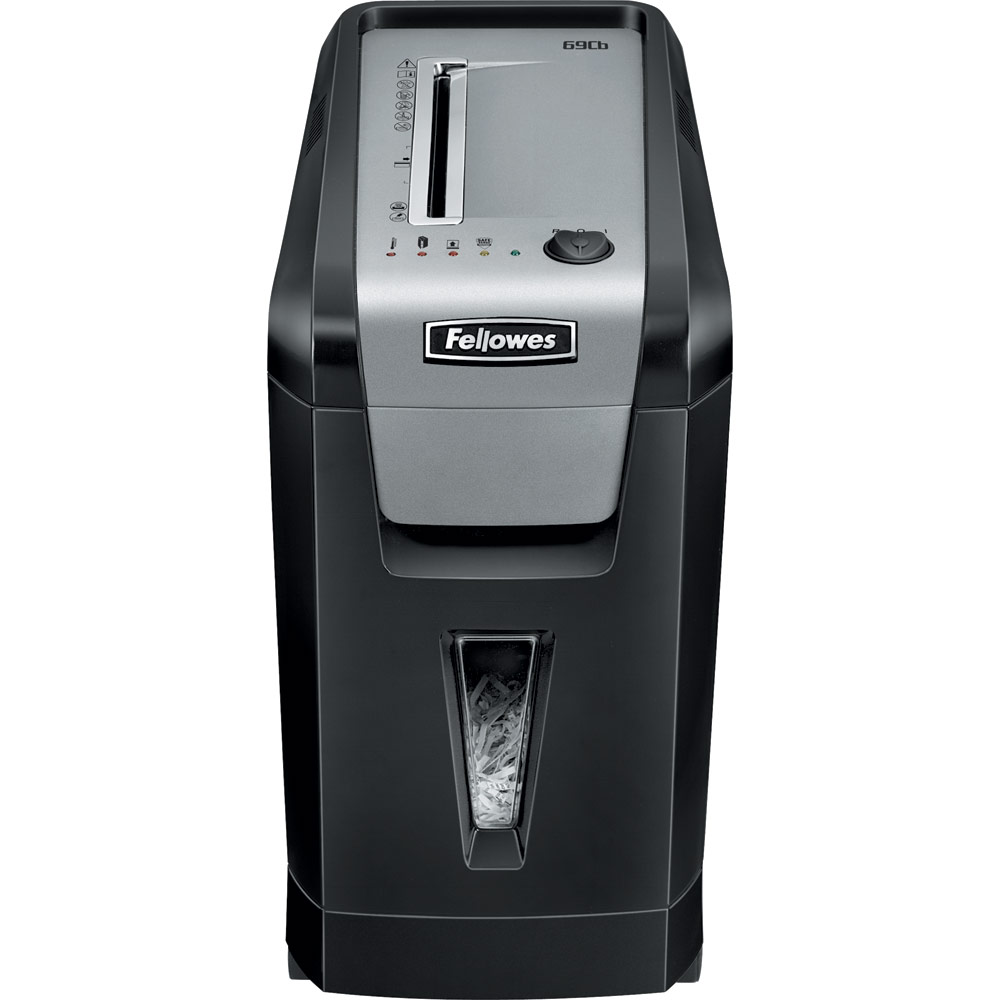 fellowes p 35c cross cut shredder manual