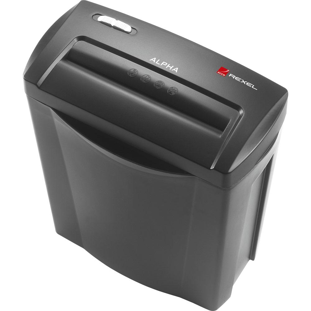 paper shredder oil staples